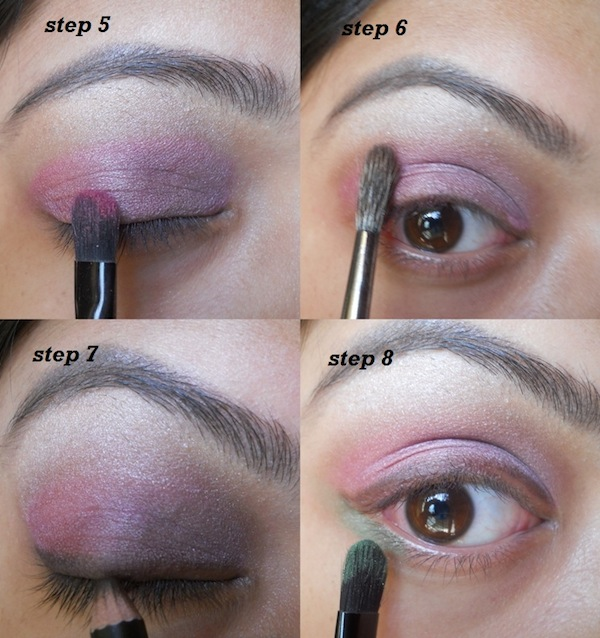 pink eye makeup tutorial 2 Fresh Pink Eyes : Eye Makeup Tutorial