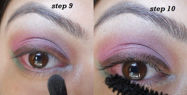 pink eye makeup tutorial 3 Fresh Pink Eyes : Eye Makeup Tutorial
