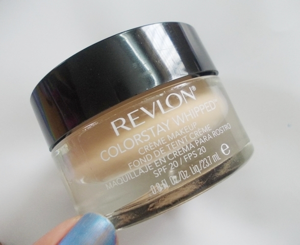 revlon whipped creme makeup My Weekend MAC, Loreal, Maybelline, Revlon Haul :D