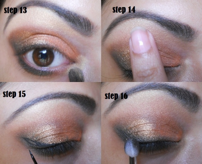 Stan India Facebook 6 Eyes Makeup