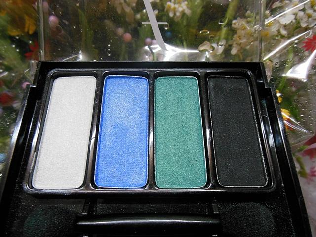 Aquamarine Eyeshadow 2