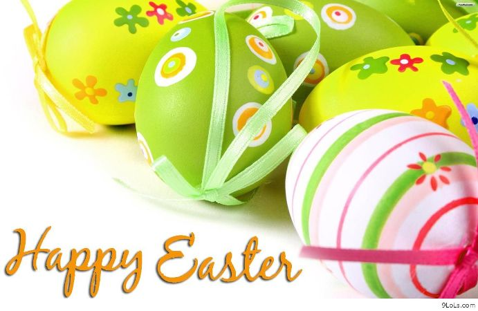 Happy Easter Everyone :)