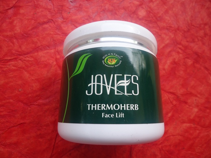 Jovees+Thermoherb+Face+Lift+Review