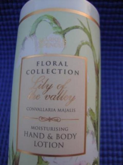 Marks & Spencer - Lily of The Valley Hand & Body Lotion (4)