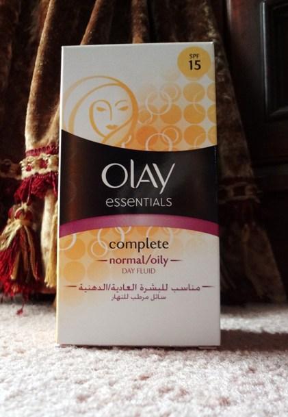Olay Complete Day Fluid 4