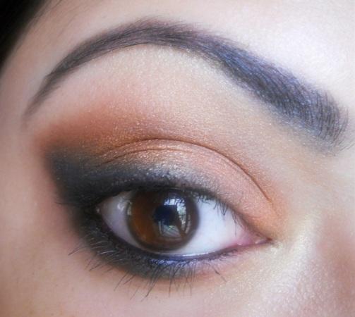 Smokey+Eyes+with+Graduating+Colors+Eye+Makeup+Tutorial