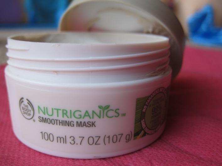 Smoothing Face Mask 3