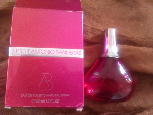Spirit+By+Antonio+Banderas+For+Women+Eau+De+Toilette+Natural+Spray