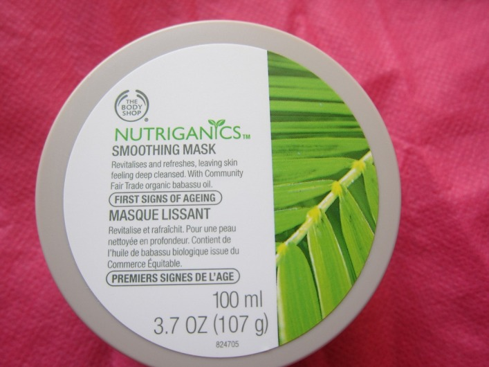 The+Body+Shop+Nutriganics+Smoothing+Mask+Review
