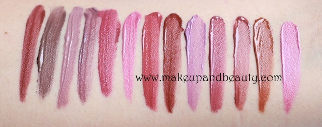 chambor flowing lipstick colours