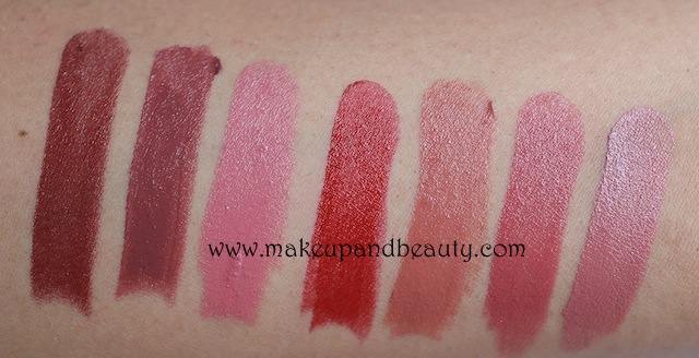 chambor rouge plump lipstick swatch