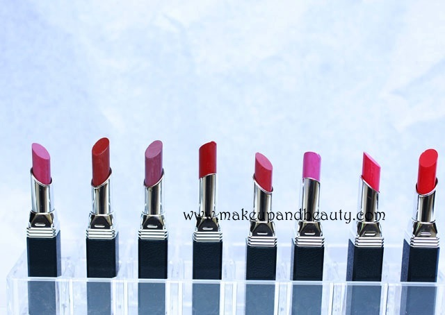 chambor rouge plump lipstick lip review