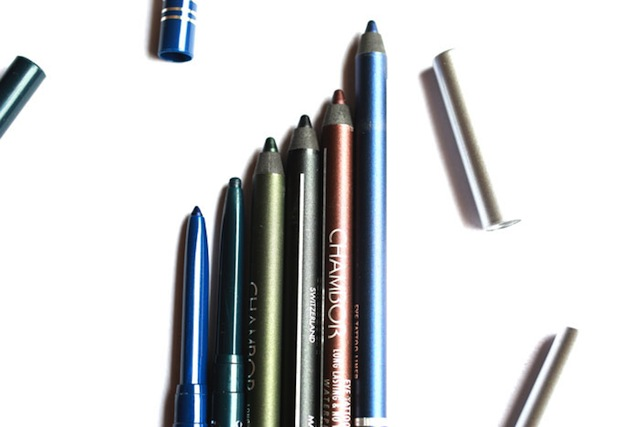 chambor stay on waterproof eye pencil photos