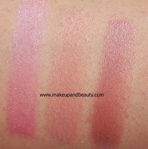 chanel lipstick swatches