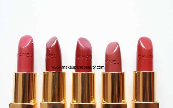 Chanel lipsticks 2
