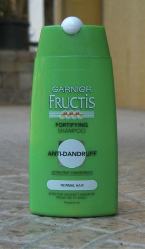 garnier anti dandruff shampoo