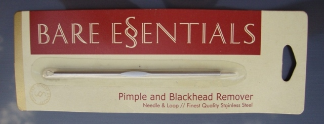Bare Essentials Pimple and Blackhead Remover Needle & Loop