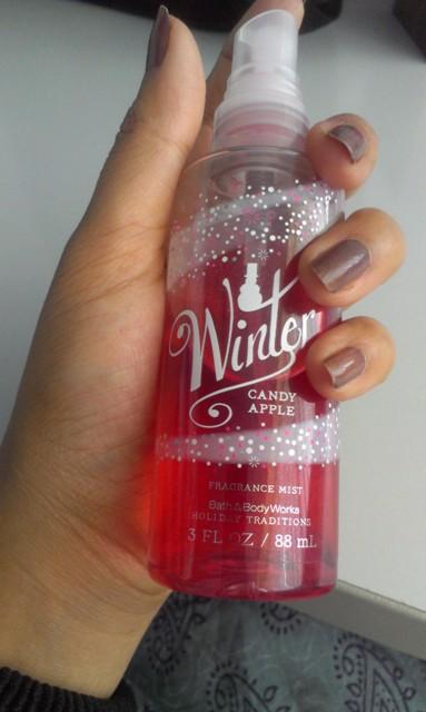 Bath&Body Works Winter Candy Apple Fragrance Mist