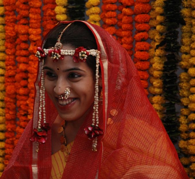 Marathi Bride Image 1