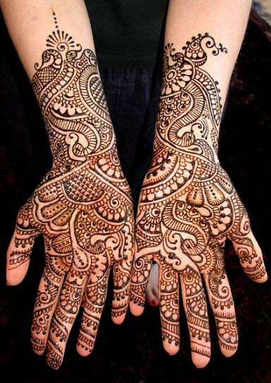 Top 10 Mehandi Designs