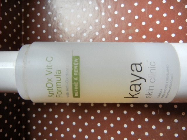 Kaya AntOx Vitamin C Serum (2)