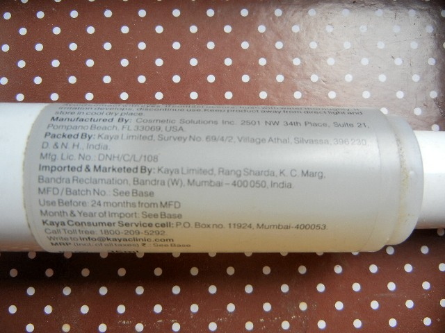 Kaya AntOx Vitamin C Serum (3)