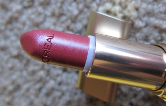 L'Oreal Paris Colour Riche Lipstick - Make Me Blush 6