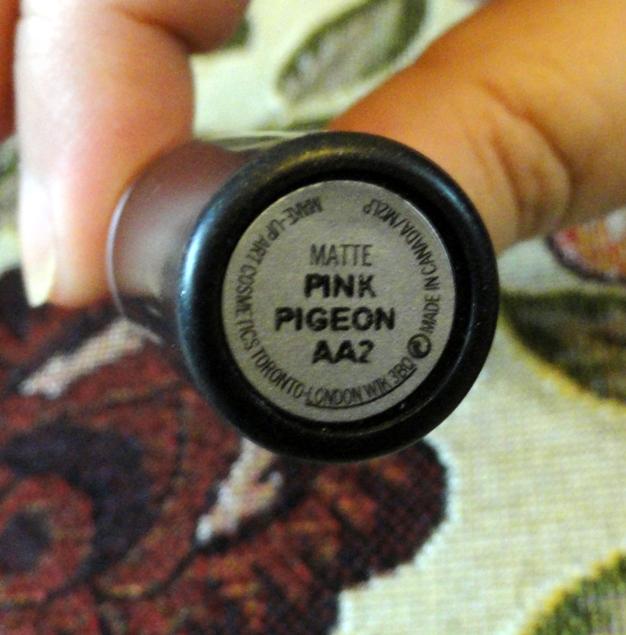 MAC Pink Pigeon 2