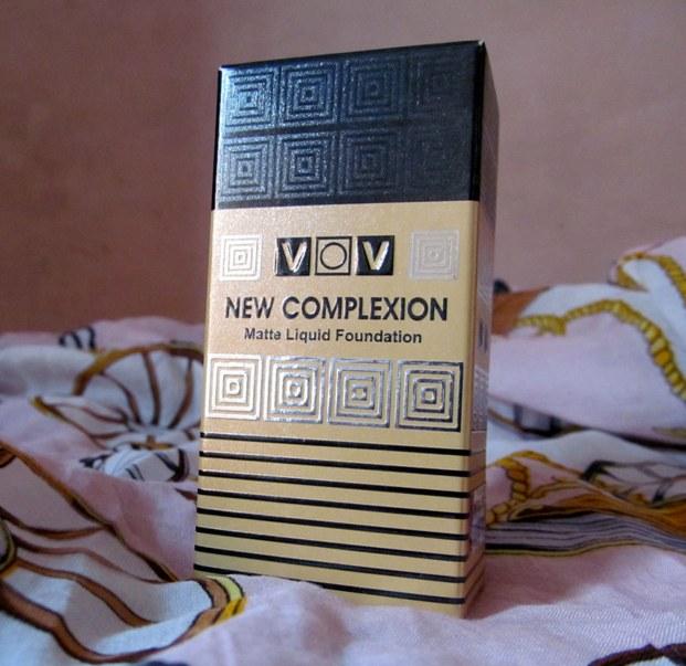 VOV+New+Complexion+Matte+Liquid+Foundation+Review