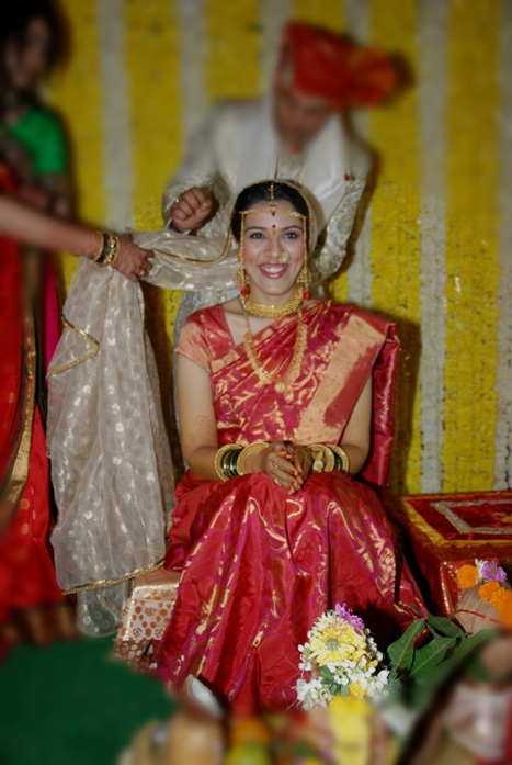Marathi Bride Image 2