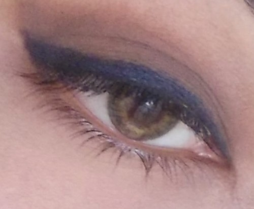 soft brown eye makeup (2)