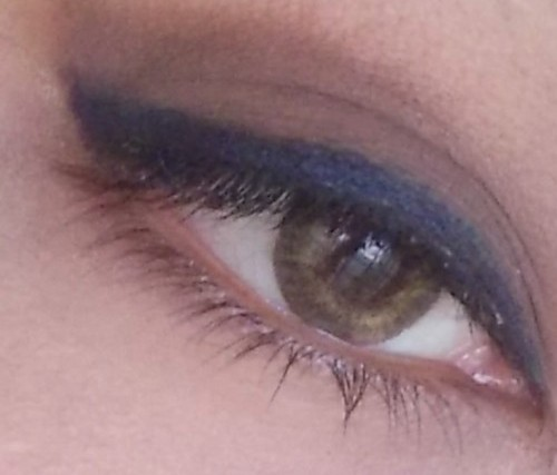 soft brown eye makeup