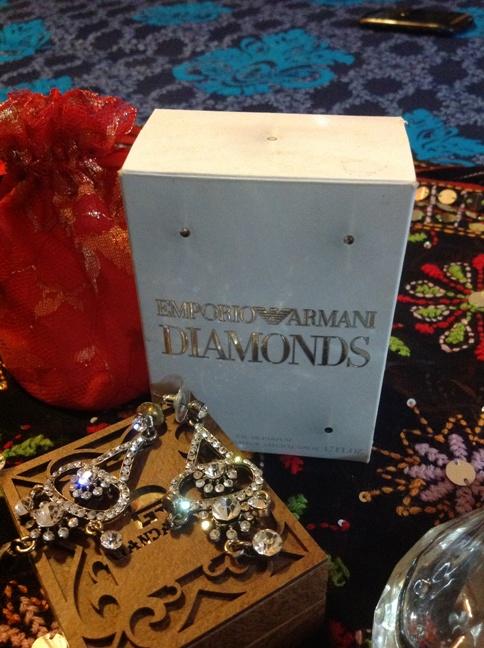 Armani perfume EDP
