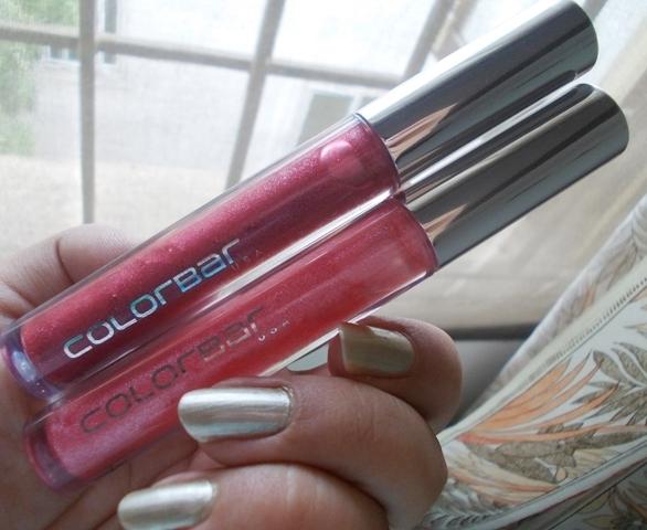 Colorbar True Shine Lip Gloss Debut Fairy Dust