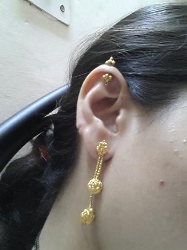 Hubby will ear - 3 3