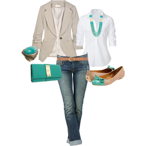 Perfect How To Dress Business Casual Women  Women Dresses