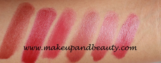 rouge coco shine swatches