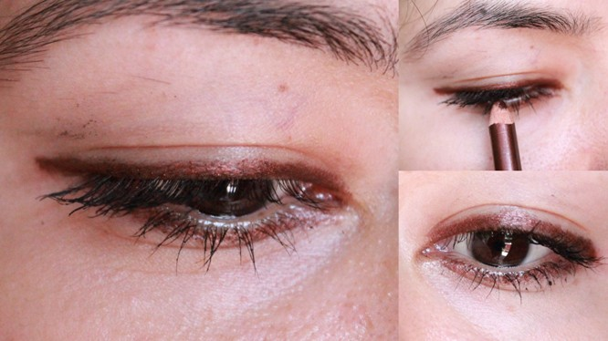 The Body Shop Eye Definer Shade – Copper Brown Review - photo#36