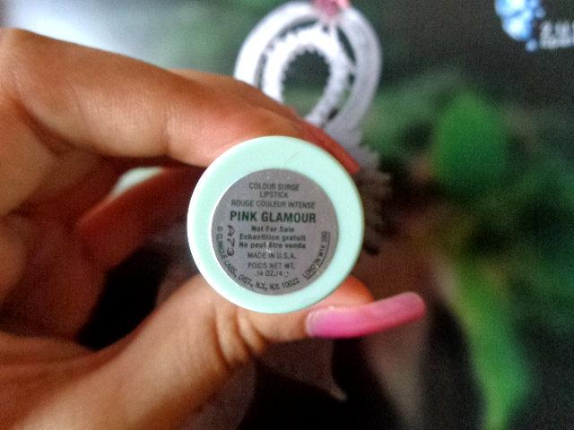 Clinique Color Surge Lipstick - Pink Glamour (4)