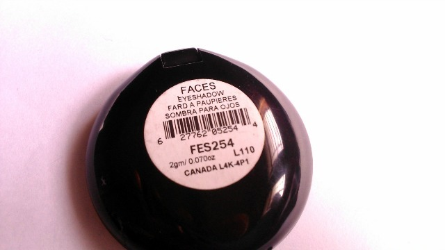 Faces Canada Eyeshadow Single FES254  (5)