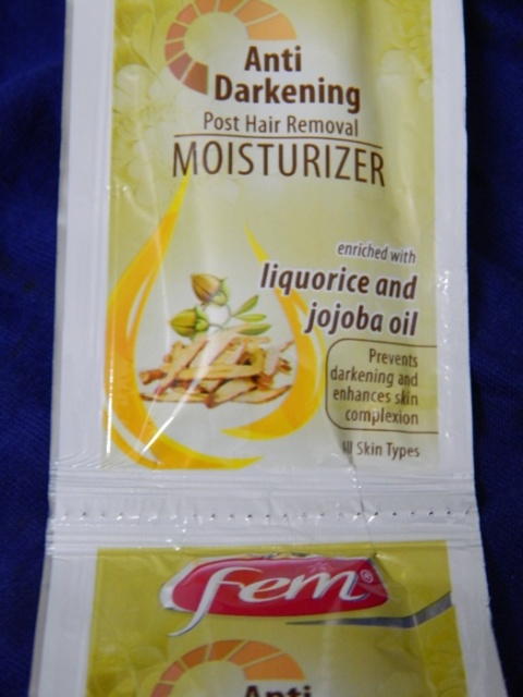 Fem Anti Darkening Hair Removal Cream (5)
