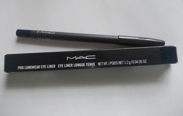 MAC Prolong Wear Eyeliner Night Trail