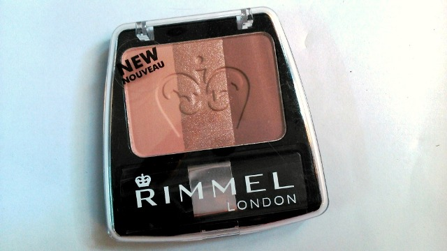 Rimmel London 3 in 1 Powder Blush - Summer Fever (7)