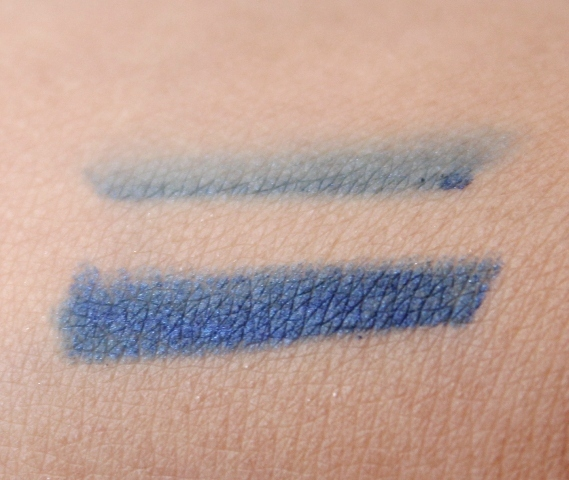 Rimmel London-Exaggerate Waterproof Eye Definer 230 - Deep Ocean swatches - Copy