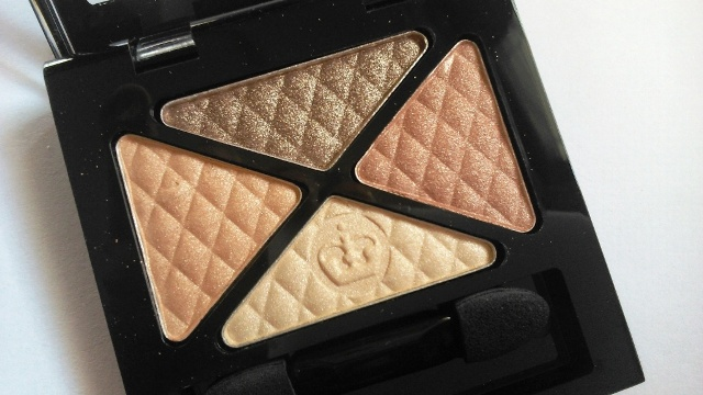 Rimmel London Glam Eyes Quad Eye Shadow - Sun Safari (7)