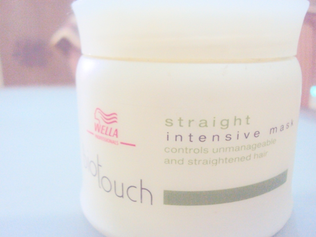 Wella Straight Intensive Mask