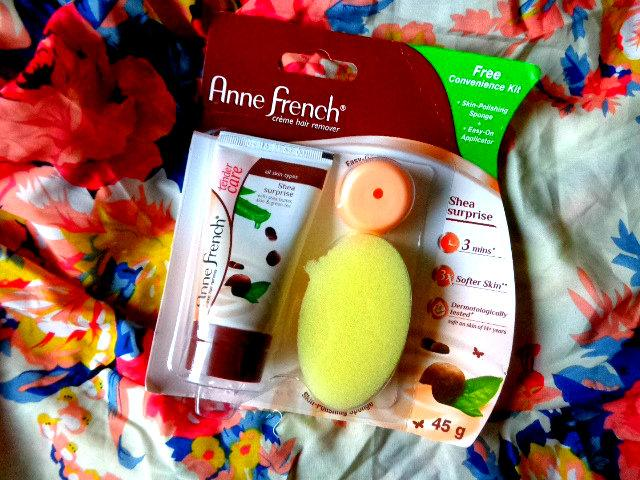 Anne French Shea Surprise Convenience Hair Remover Kit (2)