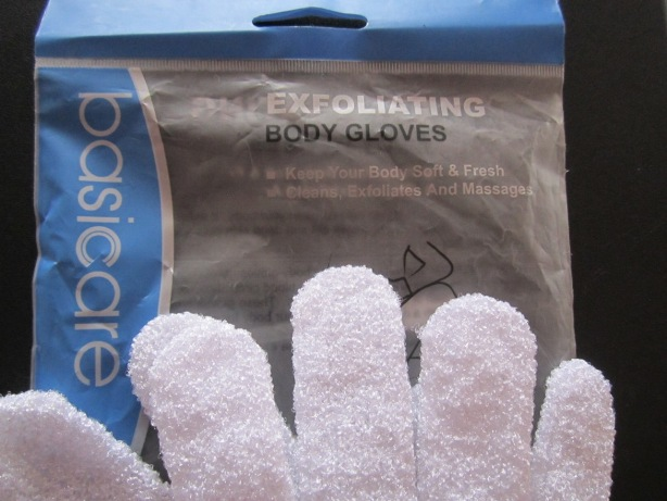 Basicare Exfoliating Body Gloves 4