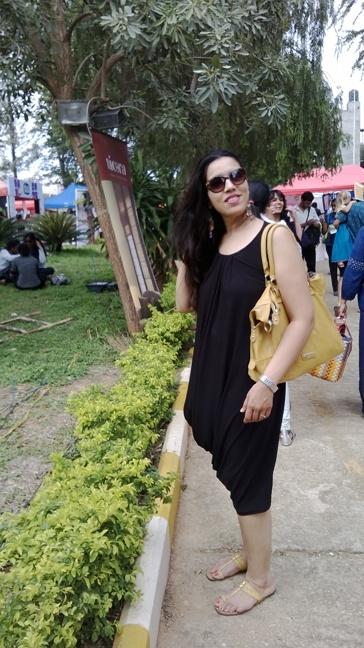 Black Toga Dress 5