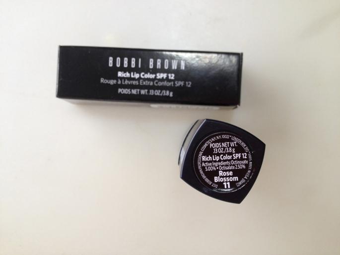 Bobbi Brown Rich Lip Color Lipstick - Rose Blossom 2
